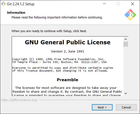 Info - How to install Git in Windows - Clue Mediator