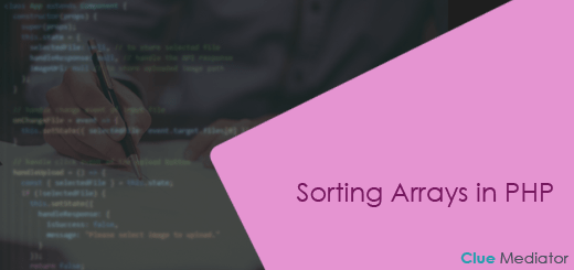 Sorting Arrays in PHP - Clue Mediator