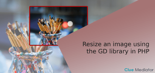 Resize an image using the GD library in PHP - Clue Mediator