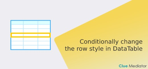 Conditionally change the row style in React DataTable - Clue Mediator